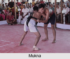 Mukna, Sports in Manipur