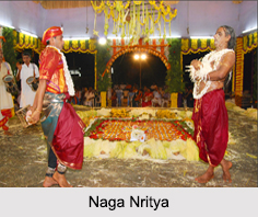 Naga Nritya, Folk Theatre of Karnataka