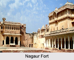 Nagaur Fort, Nagaur District, Rajasthan
