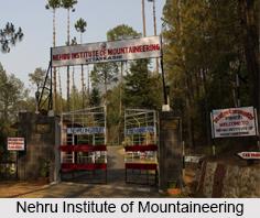 Nehru Institute of Mountaineering, Uttarkashi, Uttarakhand