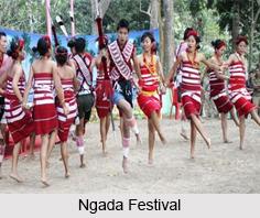 Ngada Festival, Nagaland