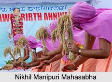 Nikhil Manipuri Mahasabha, Indian Renaissance, British India