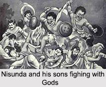 Nisunda, Son of Hlada