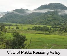 Pakke Kessang, East Kameng District, Arunachal Pradesh