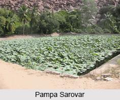 Pampa Sarovar, Hampi