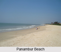 Panambur Beach, Mangalore, Karnataka