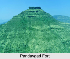 Pandavgad Fort, Satara District, Maharashtra