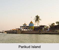 Parikud Island, Odisha