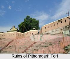 Pithoragarh Fort, Uttarakhand