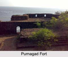 Purnagad Fort, Ratnagiri District, Maharashtra