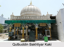 Qutbuddin Bakhtiyar Kaki, Indian Sufi Saint