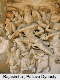 Rajasimha , Pallava Dynasty