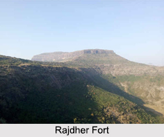 Rajdher Fort, Nashik District, Maharashtra
