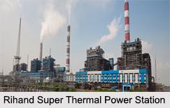 Rihand Super Thermal Power Station, Uttar Pradesh