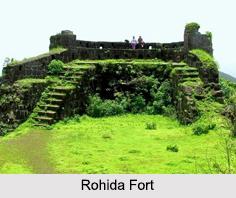 Rohida Fort, Maharashtra