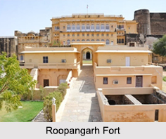 Roopangarh Fort, Rajasthan