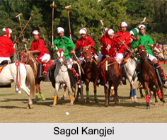 Sagol Kangjei, Sports in Manipur