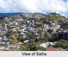 Saiha District, Mizoram