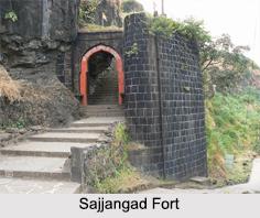Sajjangad Fort, Maharashtra