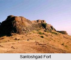 Santoshgad Fort, Maharashtra
