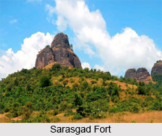 Sarasgad Fort, Raigad District, Maharashtra
