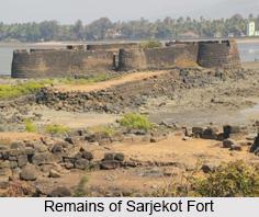 Sarjekot Fort, Maharashtra