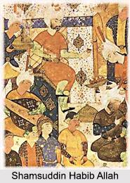 Shamsuddin Habib Allah, Indian Sufi Saint