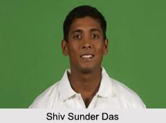 Shiv Sunder Das, Orissa Cricket Player
