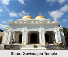 Shree Govindajee Temple, Imphal, Manipur