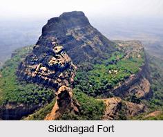 Siddhagad Fort, Maharashtra