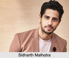 Sidharth Malhotra, Bollywood Actor