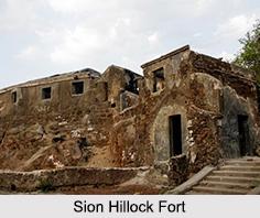 Sion Hillock Fort, Mumbai, Maharashtra
