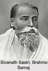 Sivanath Sastri, Brahmo Samaj