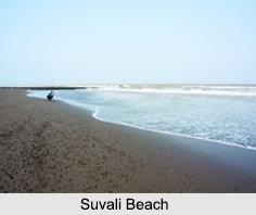 Suvali Beach, Surat, Gujarat