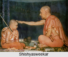 Swami H.H. Parijnanashram II, Indian Saint