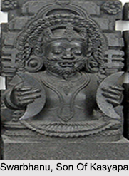 Swarbhanu, Son Of Kasyapa