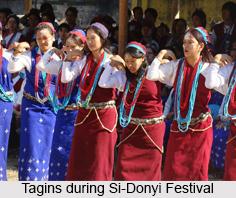 Tagin Tribe, Arunachal Pradesh