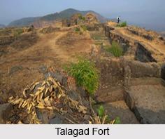 Talagad Fort, Maharashtra