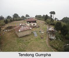 Tendong Monastery, Sikkim