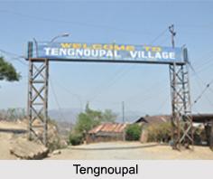 Tengnoupal District, Manipur