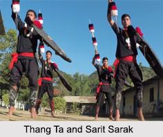 Thang Ta and Sarit Sarak, Traditional Sports of Manipur