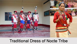 Traditional Dress of Nocte Tribe