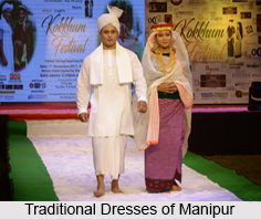 Traditional Dresses of Manipur
