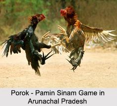 Traditional Sports of Arunachal Pradesh
