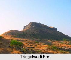 Tringalwadi Fort, Maharashtra