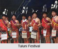 Tuluni Festival, Nagaland