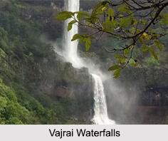 Vajrai Waterfalls, Maharashtra
