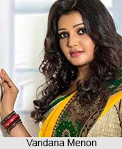 Vandana Menon, South Indian Actress