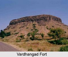 Vardhangad Fort, Maharashtra
