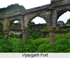 Vijaygarh Fort, Sonbhadra District, Uttar Pradesh